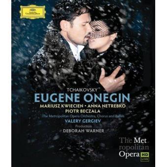 Eugene Onegin (Formato Blue-Ray)