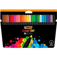 Rotuladores de colores BIC Color Up 24 rotuladores