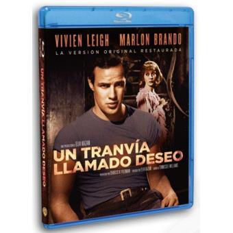 Un tranvía llamado deseo - Versión original restaurada - Blu-Ray