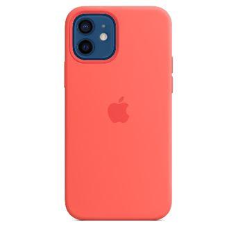 Funda de silicona Apple con MagSafe Pomelo rosa para iPhone 12/12 Pro