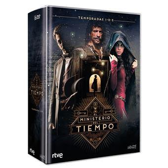 El Ministerio del Tiempo  Temporada 1-3 - DVD
