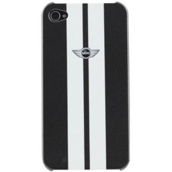 Carcasa modelo Mini para iPhone en color negro y blanco