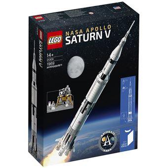 LEGO Ideas 21309 LEGO® NASA: Apolo Saturno V