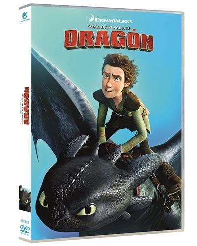Cómo entrenar a tu dragón - DVD