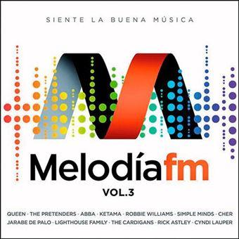 Melodía FM - Vol. 3 - 2 CD