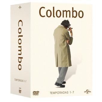 Pack Colombo Temporadas 1-7 - DVD