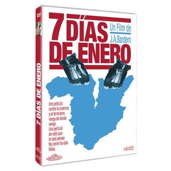 7 días de enero - DVD