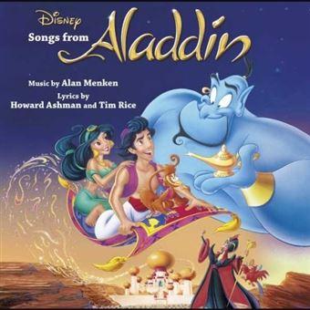 Aladdin B.S.O. - Vinilo