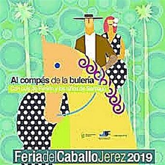 Al son de la bulería. Feria del caballo de jerez 2019
