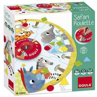 Safari Roulette Diset