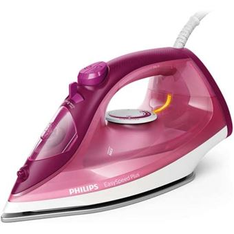 Plancha de vapor Philips EasySpeed Plus Rosa