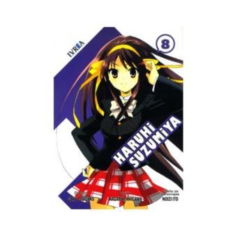 Haruhi Suzumiya 8
