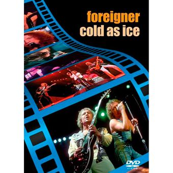 Cold as Ice - DVD