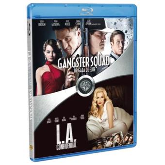 Pack Gangster Squad + L.A. Confidential - Blu-Ray