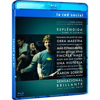 La Red Social - Blu-Ray