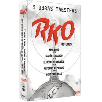 Pack RKO Pictures (Volumen 2) - DVD
