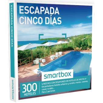 Caja Regalo Smartbox - Escapada cinco días