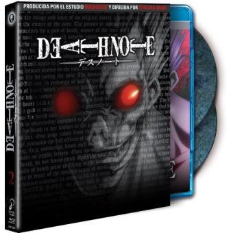 Death Note Box 2 - Episodios 20 a 37 - Blu-Ray