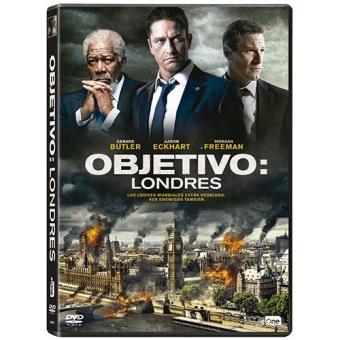 Objetivo: Londres - DVD