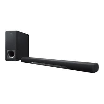 Barra de sonido Yamaha YAS-207 Negro