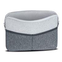 "Funda Be.ez La robe Mix-Grey para Macbook Pro Retina 15"""