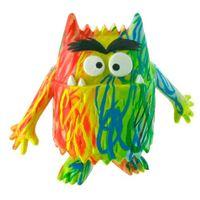 Figura Comansi Monstruo multicolor