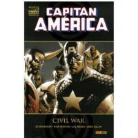 Capitán América 4. Civil war. Marvel deluxe
