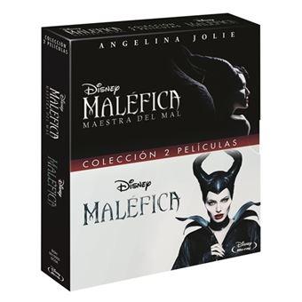 Pack Maléfica + Maléfica: Maestra del mal - Blu-Ray