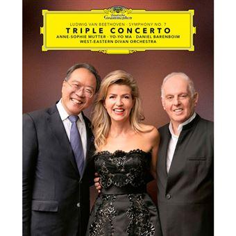 Beethoven - Triple Concerto & Symphony No. 7 - Blu-Ray