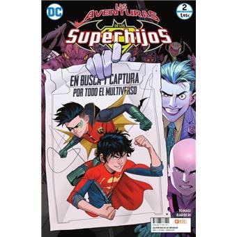 Las aventuras de los Superhijos nº 02