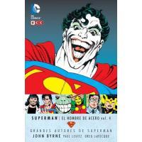 Grandes autores de Superman. John Byrne 4