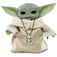 Figura animatrónica Star Wars  Baby Yoda The Mandalorian