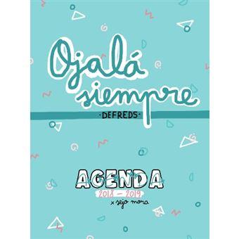 Agenda 2018-19 Ojalá siempre