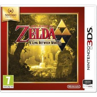 The Legend of Zelda: A Link Between Worlds Nintendo Selects - Nintendo 3DS