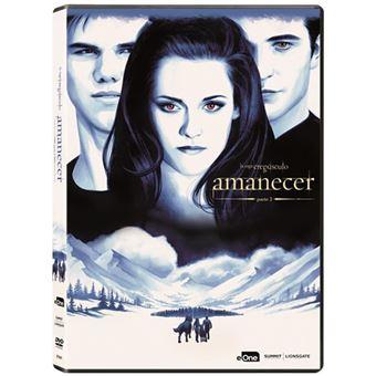 Amanecer - Parte 2 - DVD