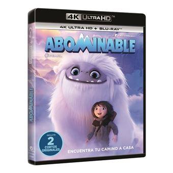 Abominable - UHD + Blu-Ray