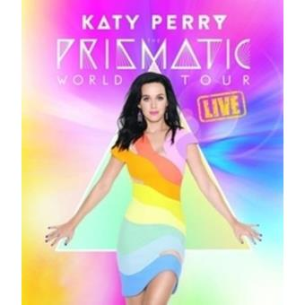 Katy Perry.The Prismatic World Tour Live  (Formato Blu-Ray)