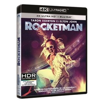 Rocketman - UHD + Blu-Ray