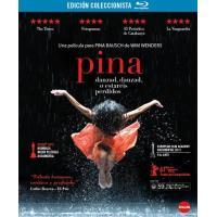 Pina - Blu-Ray + 3D