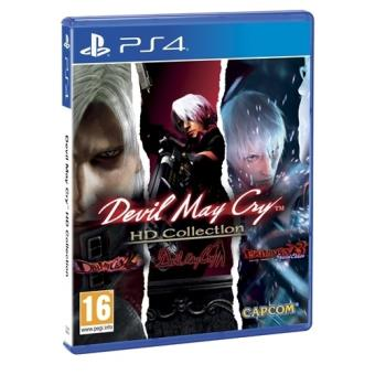 DMC – Devil May Cry HD Collection PS4