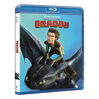 Cómo entrenar a tu dragón - Blu-Ray