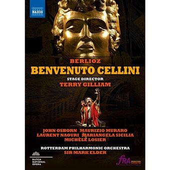 Berlioz - Benvenuto Cellini - DVD