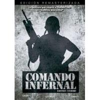 Comando infernal - DVD