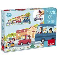 Puzzle XXL Vehículos Diset