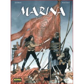 Marina 3 Razzias