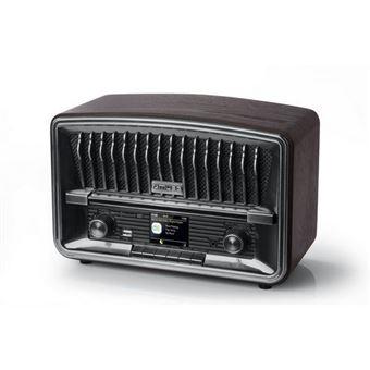 Radio Muse M-135 DAB+FM Negro