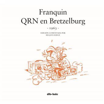 Franquin QRN En Bretzelburg