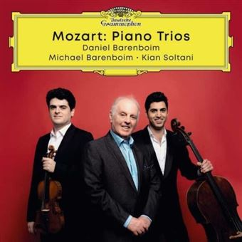 Complete Mozart Trios - 2 CD