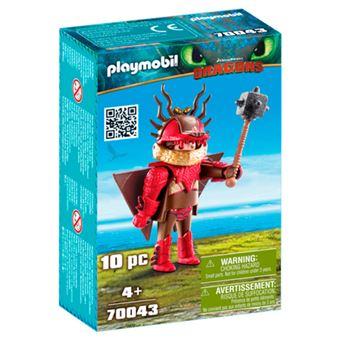 Playmobil Patán Mocoso con traje volador