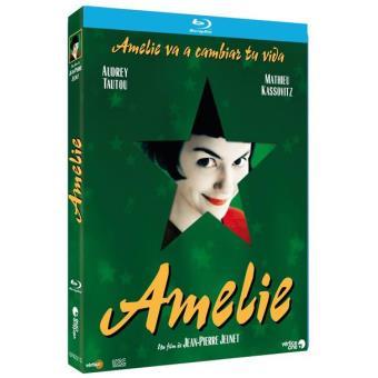Amelie - Blu-Ray + DVD